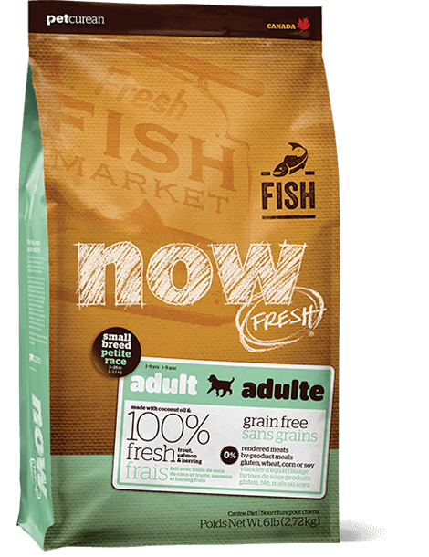 NOW FRESH Small Breed Fish